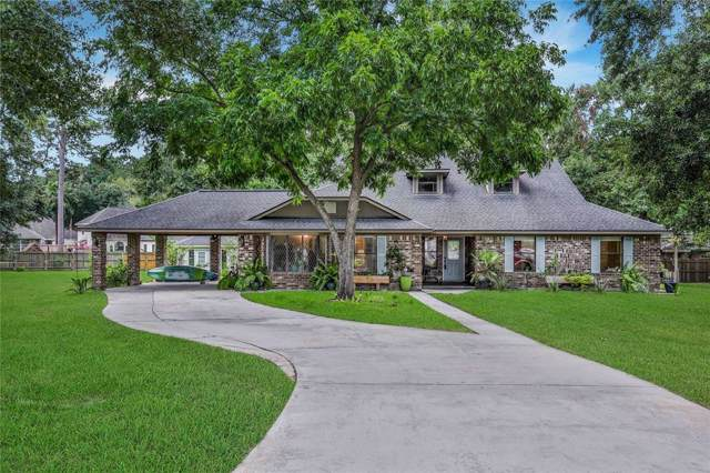 14743 Lepus Drive, Willis, TX 77318 (MLS #14484234) :: The Home Branch