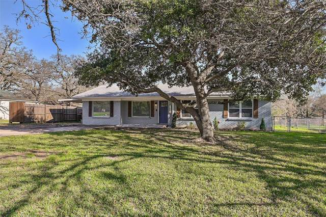 3603 Old Hearne Road, Bryan, TX 77803 (MLS #14522934) :: Texas Home Shop Realty