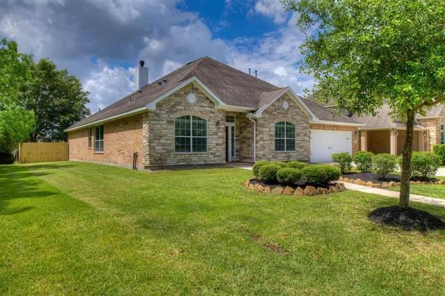 2410 Bramlet Drive, Conroe, TX 77304 (MLS #15105386) :: The Home Branch
