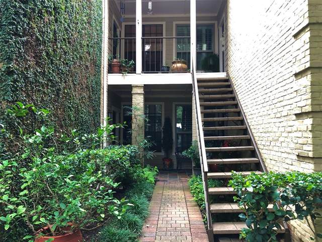 2700 Revere Street #133, Houston, TX 77098 (MLS #15132329) :: The SOLD by George Team