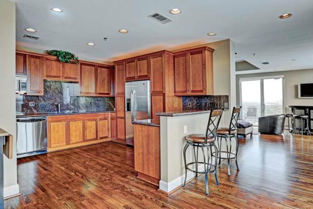 2520 Robinhood #1400, Houston, TX 77005 (MLS #15177787) :: Texas Home Shop Realty