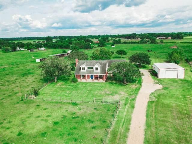 3920 Lees Lane, Wharton, TX 77488 (MLS #15264579) :: Ellison Real Estate Team
