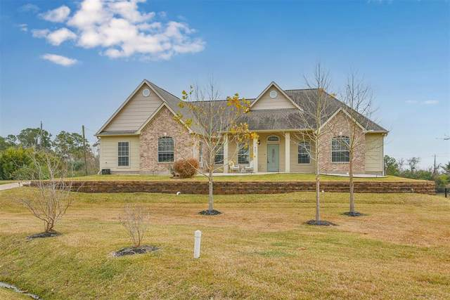 825 S Country Club Drive, Shoreacres, TX 77571 (MLS #15290595) :: Lerner Realty Solutions
