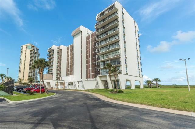 415 East Beach Drive #403, Galveston, TX 77550 (MLS #15332792) :: The SOLD by George Team