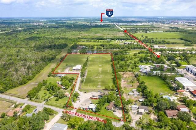 2510 W Cedar Bayou Lynchburg Road, Baytown, TX 77521 (MLS #15346405) :: The Property Guys