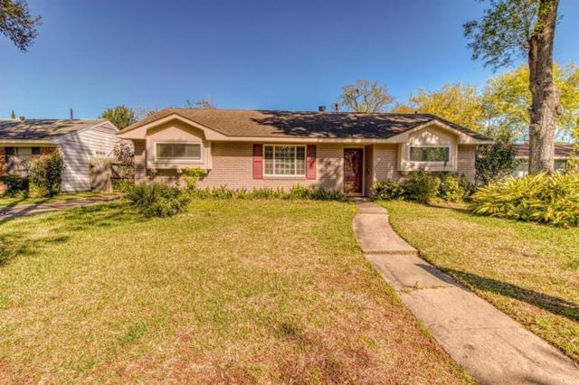 4518 Kingfisher Drive, Houston, TX 77035 (MLS #15438267) :: The SOLD by George Team