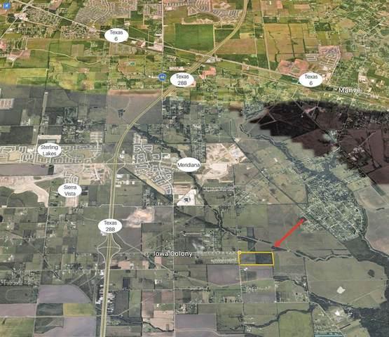 0 County Road 67, Iowa Colony, TX 77583 (MLS #15508969) :: Parodi Group Real Estate
