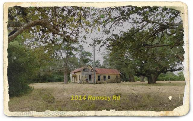 1014 Ramsey Road, Alleyton, TX 78935 (MLS #15540904) :: All Cities USA Realty