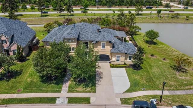 1402 Bentlake Lane, Pearland, TX 77581 (MLS #15557248) :: The SOLD by George Team