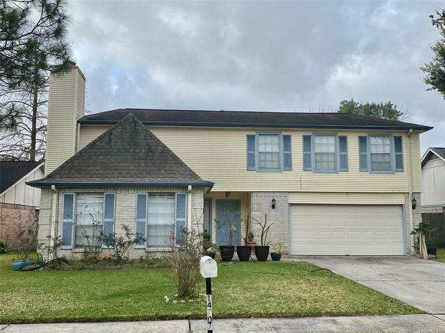 14707 Windlea Lane, Houston, TX 77040 (MLS #15625942) :: The Sansone Group