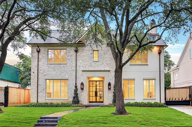 3659 Meadow Lake Lane, Houston, TX 77027 (MLS #15768141) :: The Bly Team