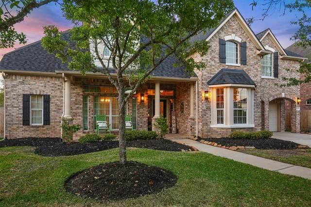28606 Pewter Knolls Drive, Katy, TX 77494 (MLS #15797024) :: Homemax Properties