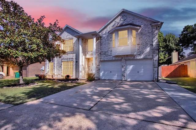 4505 Teal Glen Street, Pearland, TX 77584 (MLS #15893616) :: All Cities USA Realty