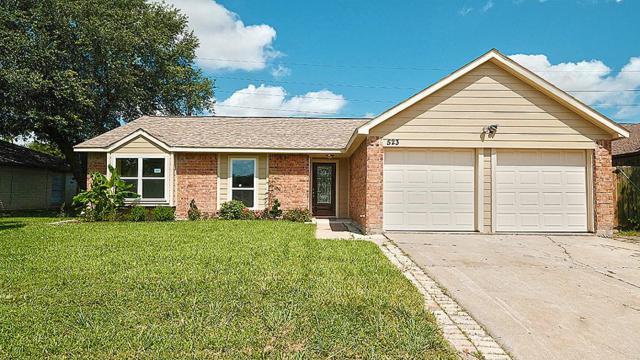 523 Shenandoah Drive, Richmond, TX 77469 (MLS #15947049) :: Christy Buck Team