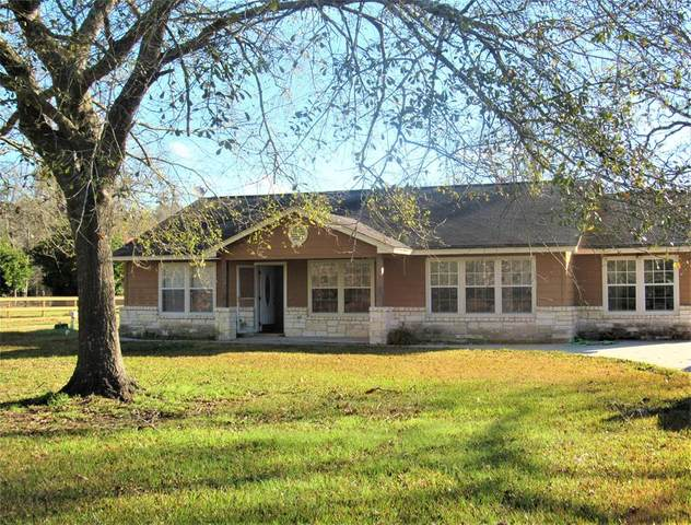 400 County Road 2230, Cleveland, TX 77327 (MLS #16084764) :: The SOLD by George Team