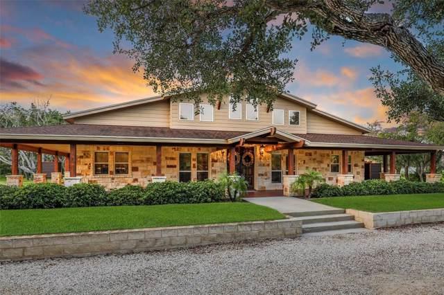 399 N Walker Road, Rockport, TX 78382 (MLS #16178630) :: Texas Home Shop Realty
