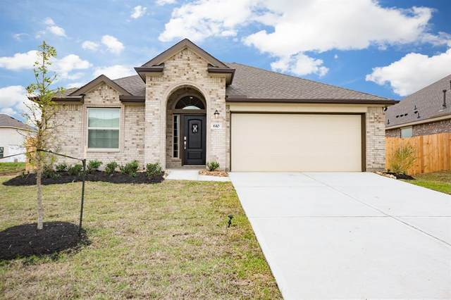 610 Laurel Trail Lane, La Marque, TX 77568 (MLS #16221053) :: The Sansone Group
