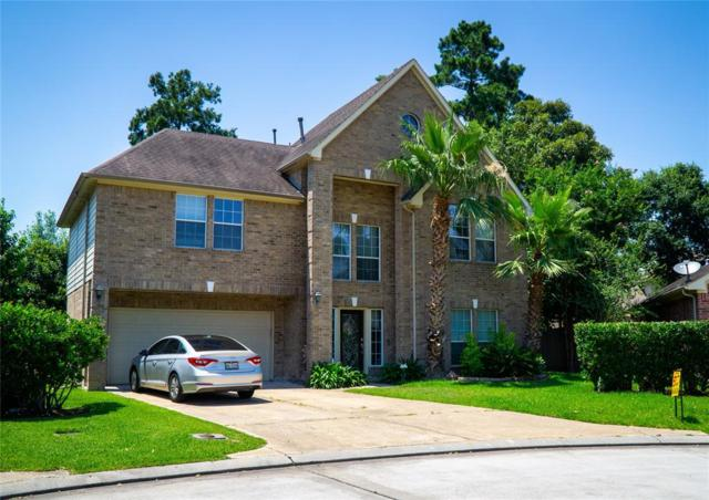 2 Lulach Circle, Conroe, TX 77301 (MLS #16842009) :: The SOLD by George Team