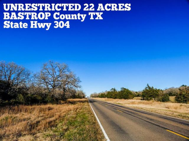 22-ac State Hwy 304, Rosanky, TX 78953 (MLS #16969355) :: Texas Home Shop Realty
