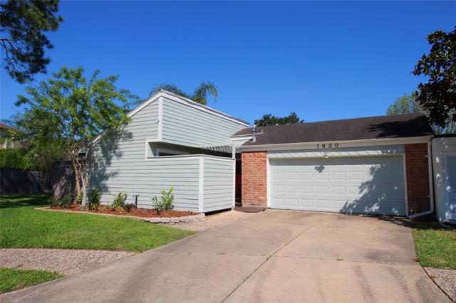 1830 Sullins Way Street, Houston, TX 77058 (MLS #17059746) :: The Home Branch