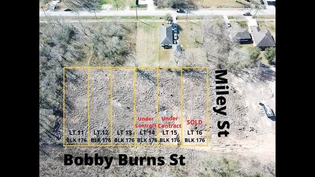 0 Bobby Burns Lot11 Street, Houston, TX 77028 (MLS #17100969) :: The Bly Team