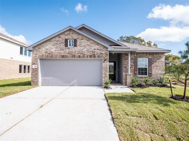 7331 Parkview Drive, Hitchcock, TX 77563 (MLS #17144177) :: The Home Branch