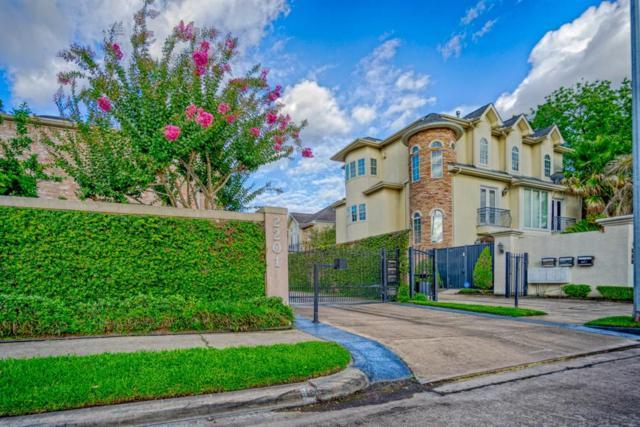 2201 Nantucket Drive C, Houston, TX 77057 (MLS #17267266) :: Texas Home Shop Realty