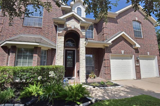 16602 Greenbriar Point Lane, Houston, TX 77095 (MLS #17359260) :: The SOLD by George Team
