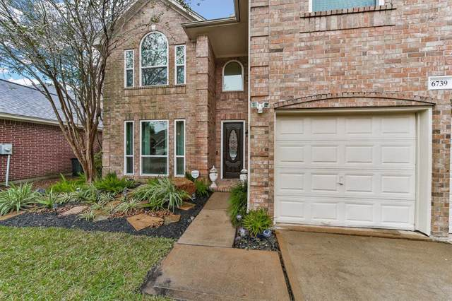 6739 Cleft Stone Drive, Houston, TX 77084 (MLS #17550307) :: Texas Home Shop Realty