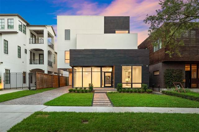 1508 Kipling Street, Houston, TX 77006 (MLS #17619310) :: Caskey Realty