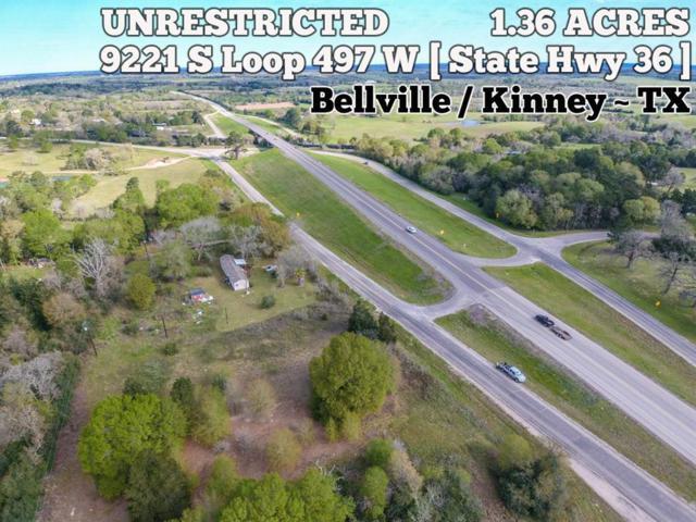 9221 S Loop 497 W, Bellville, TX 77418 (MLS #17835016) :: Magnolia Realty