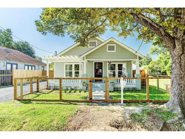 3819 Baden Street, Houston, TX 77009 (MLS #18103044) :: Texas Home Shop Realty
