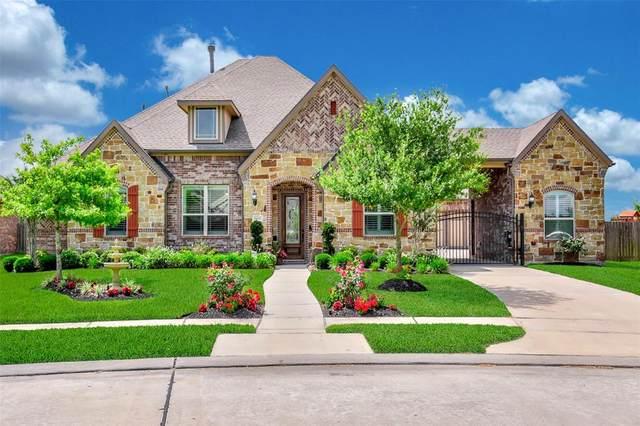 1410 Benbrook Oaks Lane, League City, TX 77573 (MLS #18169521) :: Christy Buck Team