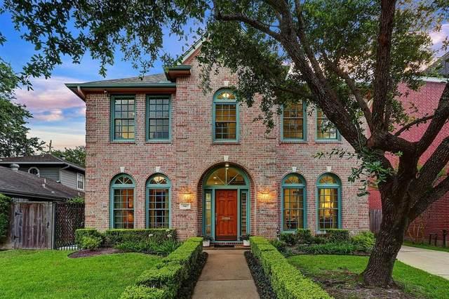 5907 Fordham Street, West University Place, TX 77005 (MLS #18312567) :: Keller Williams Realty