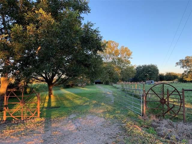 403 Cr 241, Wharton, TX 77488 (MLS #18586248) :: The SOLD by George Team