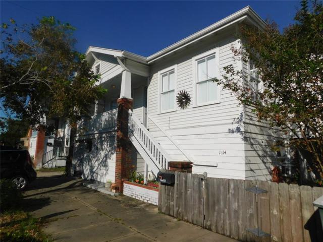 1814 29th Street, Galveston, TX 77550 (MLS #19396127) :: The SOLD by George Team