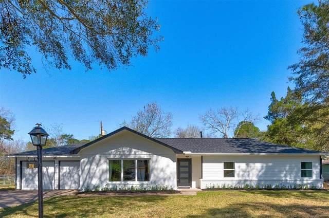 9110 Cathey Lane, Houston, TX 77080 (MLS #19437918) :: Ellison Real Estate Team