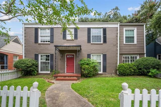 1832 Lexington Street, Houston, TX 77098 (MLS #19457111) :: The Property Guys