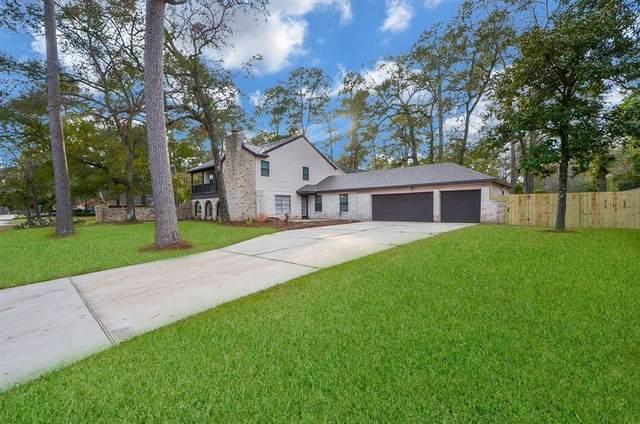 6202 Fawnwood Drive, Spring, TX 77389 (MLS #19802672) :: The Queen Team