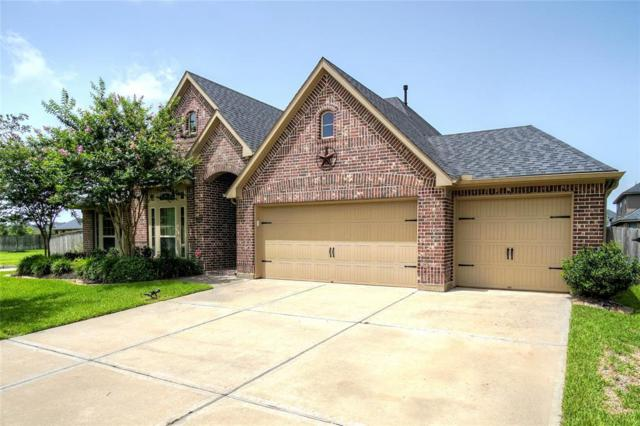 2714 Mcdonough Way, Katy, TX 77494 (MLS #19855064) :: Giorgi Real Estate Group