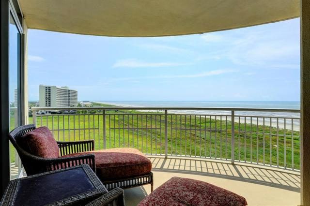 801 E Beach Drive Bc0500, Galveston, TX 77550 (MLS #19966667) :: Krueger Real Estate