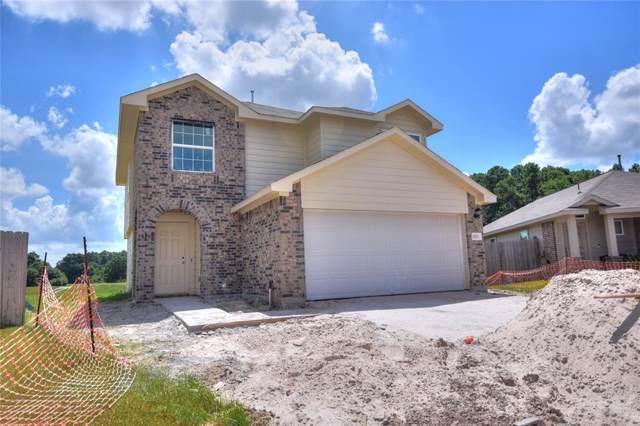 16606 Highland Villa Lane, Humble, TX 77396 (MLS #20156610) :: NewHomePrograms.com LLC