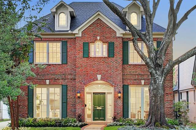6544 Westchester Avenue, West University Place, TX 77005 (MLS #20183990) :: The Bly Team