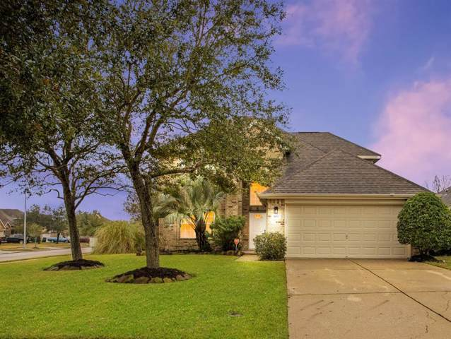 607 Catalina Cove Lane, La Marque, TX 77568 (MLS #20723212) :: The SOLD by George Team