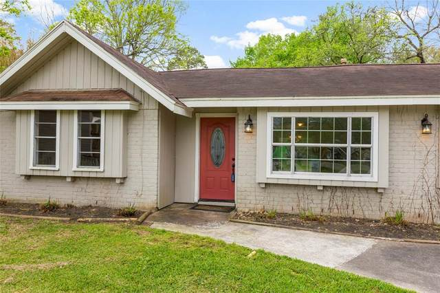 12251 Pine Lane, Dickinson, TX 77539 (MLS #21030891) :: The Freund Group