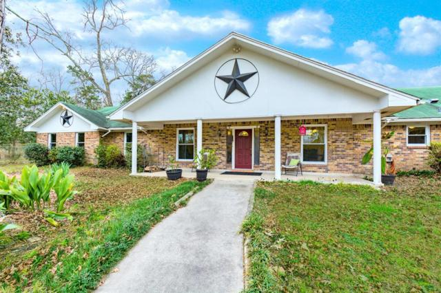1940 S Duck Creek Road, Cleveland, TX 77328 (MLS #21082303) :: Texas Home Shop Realty