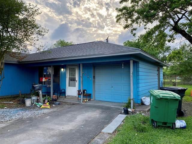 12170 Coulson Circle, Houston, TX 77015 (MLS #21096963) :: CORE Realty