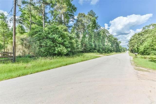 TBD 2 Weeren Road, Montgomery, TX 77316 (MLS #21224389) :: My BCS Home Real Estate Group