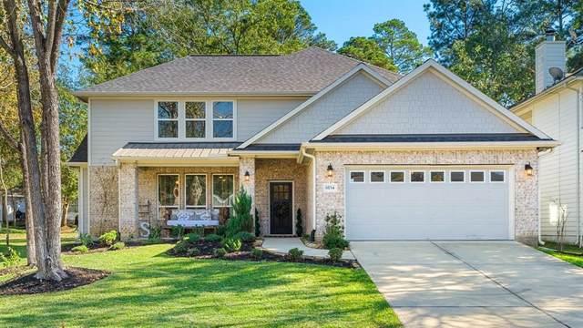11734 Twain Drive, Montgomery, TX 77356 (MLS #21270780) :: Caskey Realty