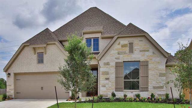 5822 Banfield Canyon Lane, Kingwood, TX 77365 (MLS #21302871) :: The Heyl Group at Keller Williams